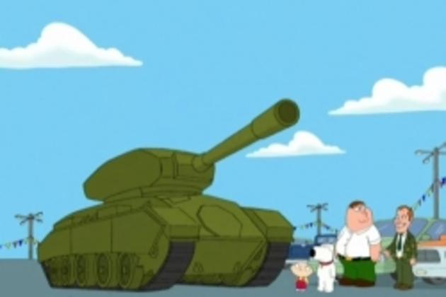 Peters-tank