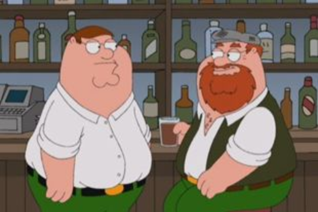 Peter-and-his-irish-father