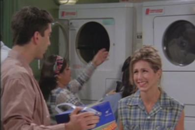 Ross-and-rachel-do-laundry