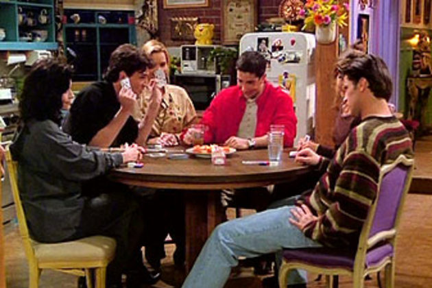 Friends-poker-game