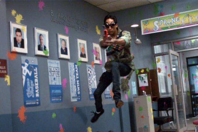 Abed-at-war