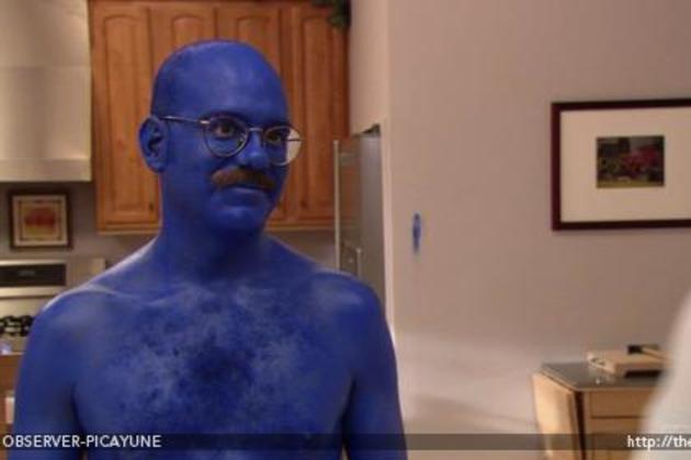 Blue-tobias