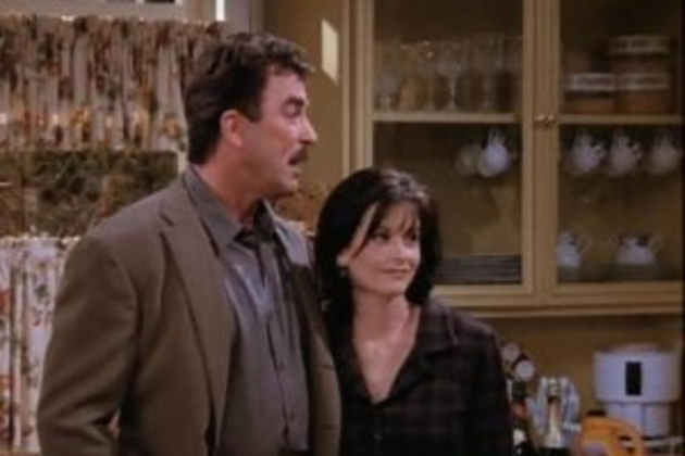Ton-selleck-on-friends