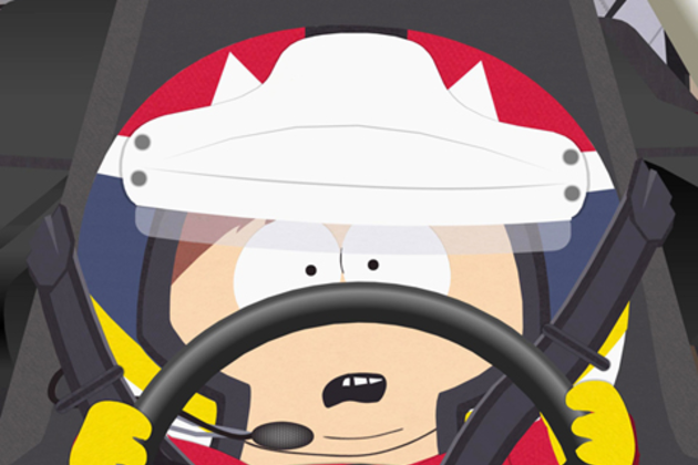 Cartman-racing