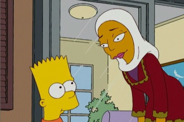 The-simpsons-tackle-muslim-relations