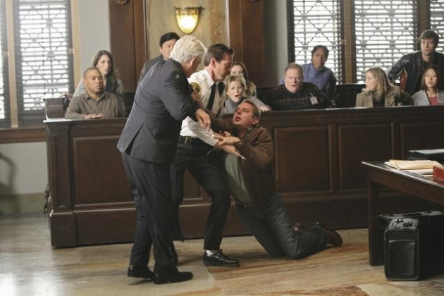 Poisoned-juror