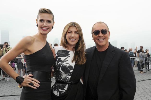 Heidi-klum-nina-garcia-and-michael-kors