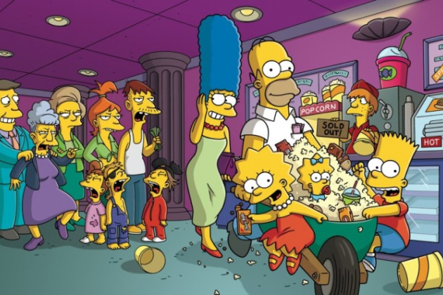 All-the-simpsons