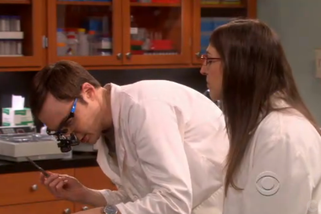 Sheldon-in-the-lab