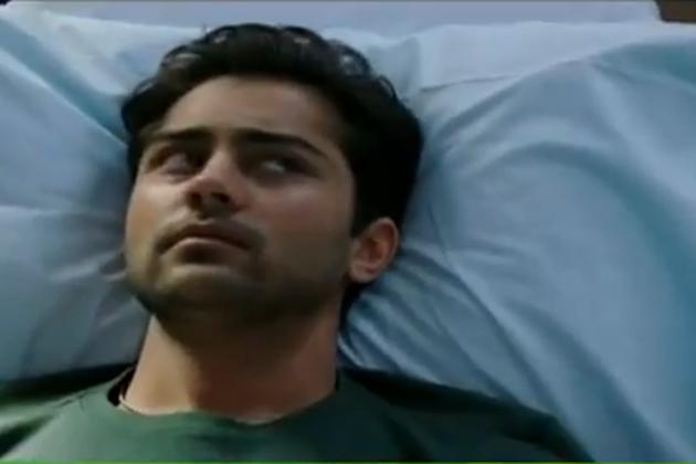 Raj-in-the-hospital