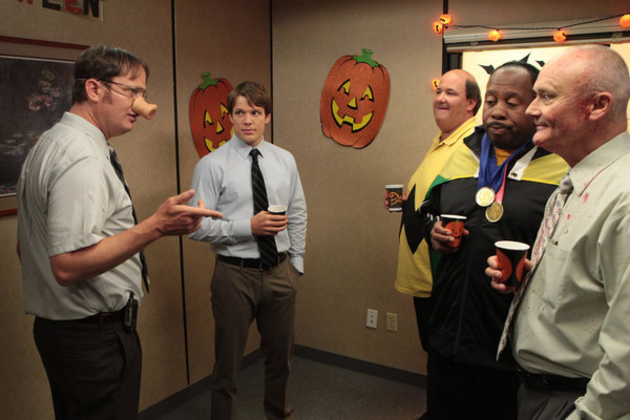 The-office-halloween-party