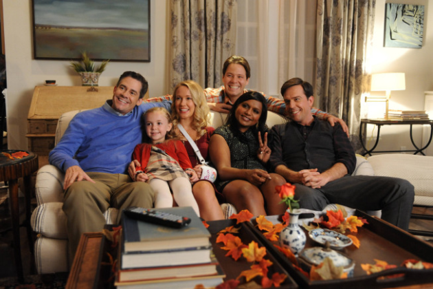 Thanksgiving-on-the-mindy-project