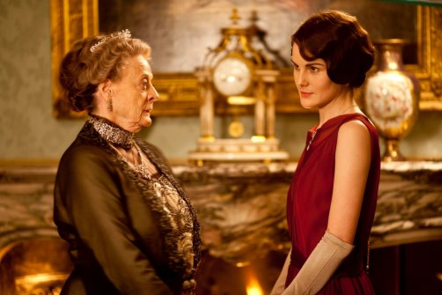 Mary-and-the-dowager-countess