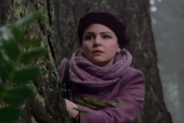 Mary-margaret-in-the-woods