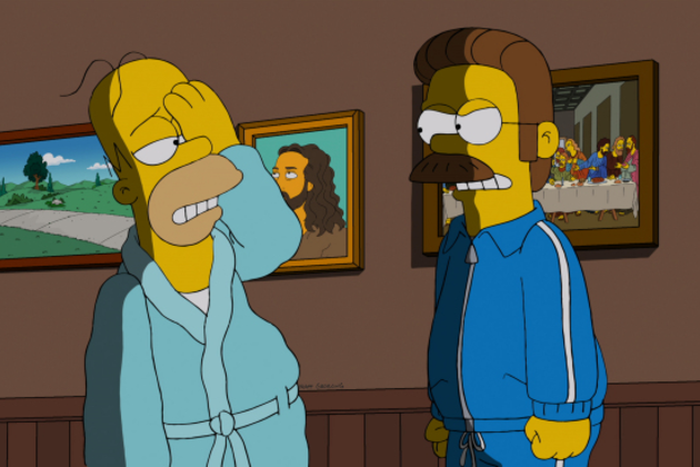 Homers-black-eye