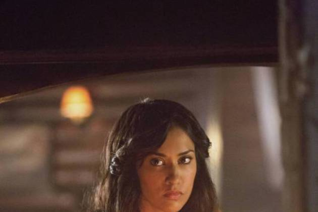 Janina-gavankar-on-the-vampire-diaries