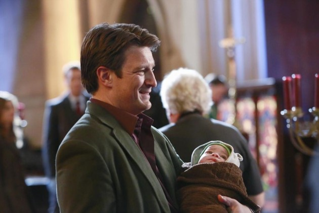 Castle-and-a-baby