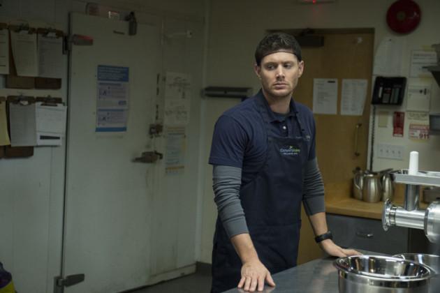 Dean-in-a-hairnet