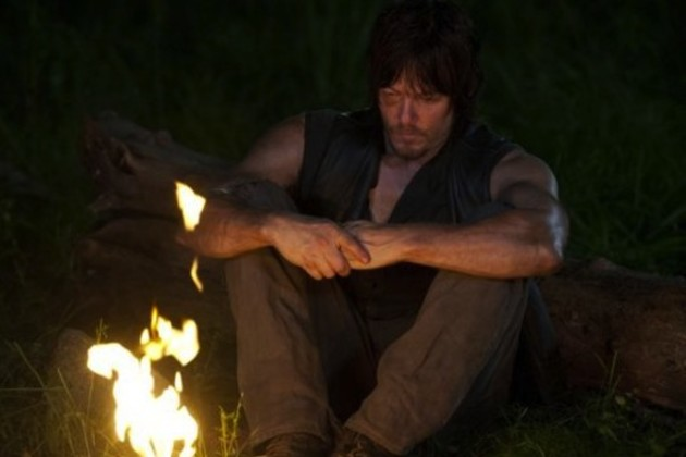 Daryl-at-a-fire