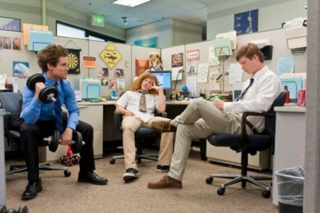 The-workaholics