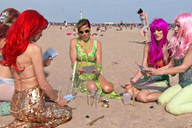 Seaside-queens