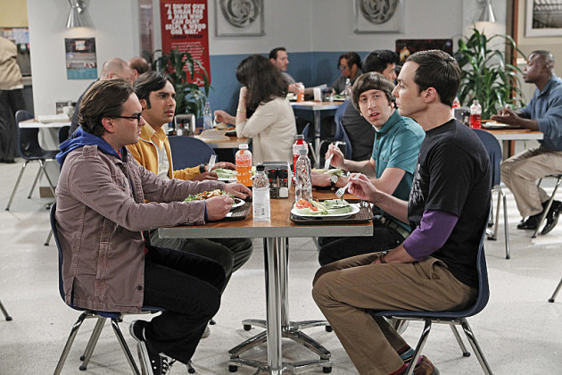 Lunch-with-the-big-bang-theory-bunch