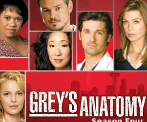 Grey's Anatomy Season Four DVD Due Out September 9