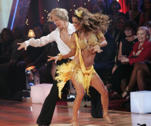 A Sexy Samba Showcased on Dancing with the Stars