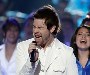Reality TV Rundown: Album Success for David Cook