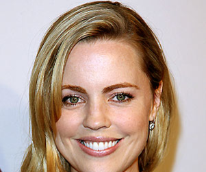Melissa George Cast on Lie to Me