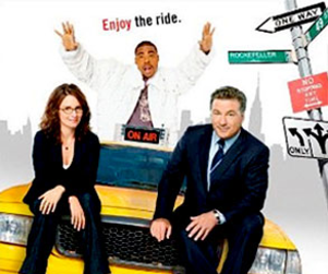 Crash on Set of 30 Rock Halts Filming