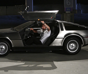 "Chuck Recap: ""Chuck Versus the Delorean"""
