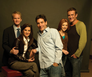 How I Met Your Mother Season 2 Quotes