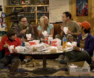The Big Bang Theory Spoilers: Boys and Sequins