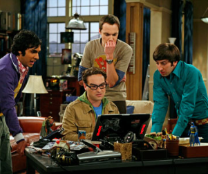 The Big Bang Theory Spoilers: A Toilet Finale