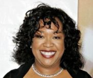 Shonda Rhimes Supports Striking Writers