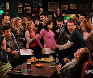 How I Met Your Mother Spoilers: Pregnancies and Karen's Future