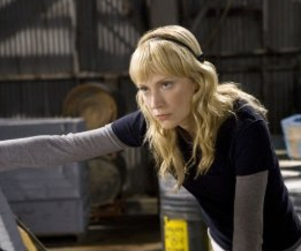 Beth Riesgraf Dishes on Leverage