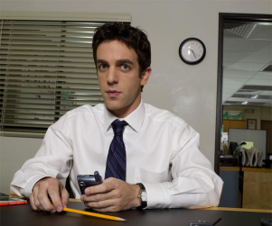 B.J. Novak Returns to Temp Status on The Office