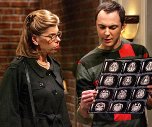 "The Big Bang Theory Recap: ""The Maternal Capacitance"""