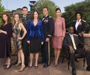 Creator Katherine Fugate Leaving Army Wives
