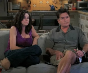 "Two and a Half Men Recap: ""She'll Be Dead at Halftime"""