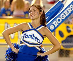 Lyla Garrity vs. Claire Bennet: TV's Cutest Two Cheerleaders Square Off in a Tale of the Tape!
