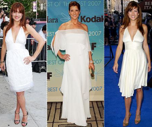 Kate Walsh: A Study in White (and Beauty)