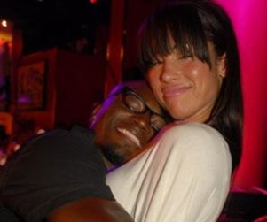 Taye Diggs the Ladies in Vegas