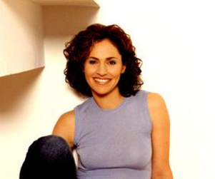 Amy Brenneman Talks Private Practice
