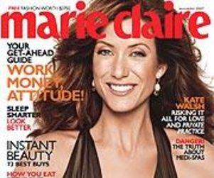 For Kate Walsh, No Anxiety in Turning 40