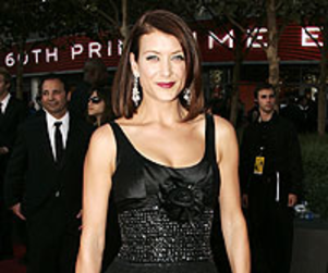 Kate Walsh: Gorgeous at the Emmys
