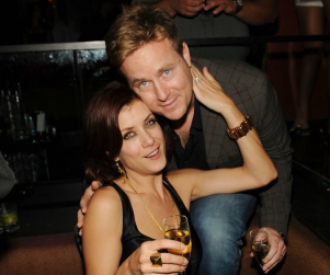 Kate Walsh Celebrates in Las Vegas