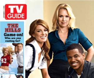 TV Guide Cover Girls: Kristen Bell, Hayden Panettiere, Ali Larter